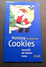 US Booklet Stamp Scott# BK299  Holiday Cookies  2005  MNH L129