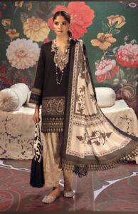 Sana Safinaz Mahay Summer 2021 Original 3PC Collection
