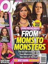 OK! Magazine May 20 2013 Teen Mom Johnny Depp Reese Witherspoon Ryan Gosling