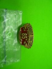 Gravely Lawn Tractor  85th anniversary tac pin :