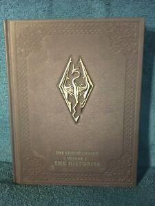 The Skyrim Library Volume 1: The Histories (Hardback)