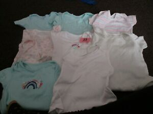 (LOT 23) BABY GIRLS CLOTHES BUNDLE SIZE 12-18 MONTHS