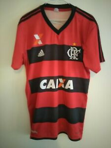 Flamengo Football Shirt 2013 Size Large