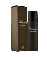 Hermes Terre d`Hermes Rasierschaum 200ml Neu & Originalverpackt