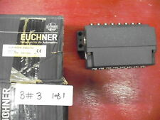 EUCHNER GLBF-08-D16-502 LIMIT SWITCH 8 Pole ~ NEW IN BOX ~  LE110