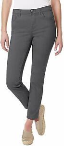 NEW!!! Buffalo David Bitton Women's Mid-Rise Stretch Skinny Ankle Grazer Pant