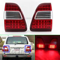 Left Right Inner Rear Tail Light Lamp for Toyota Land Cruiser 100 105 1998-2008