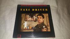 Criterion Collection Taxi Driver Martin Scorsese Cav 2 Disc Laserdisc Ld