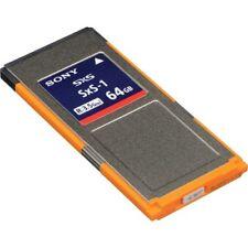 Sony 64GB SxS-1 G1C Series Memory Card - USED TWICE