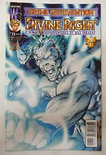 divine right 11  dc wildstorm