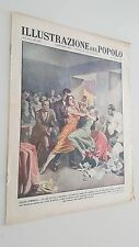 Rivista ILLUSTRAZIONE DEL POPOLO Gazzetta N. 35 – 25 - 31 agosto 1935 Ingegnoli
