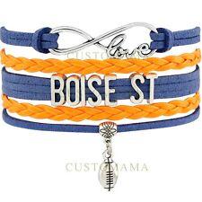 Boise State Broncos NCAA Team Bracelet