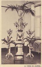 La Vierge de Lourdes Notre-Dame du Cénacle QUEBEC QC 1947-50s Tremblay Dion