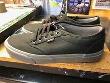 Vans Atwood Check Liner Black Gray Size US 10 Men  New Skateboard