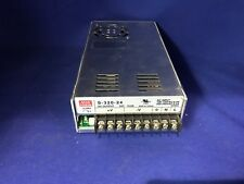 Mean Well S-320-24 Switching Power Supply Mw S-320-24