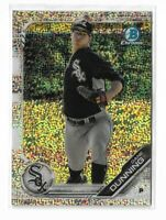2019 Bowman chrome draft sparkles refractor parallel Dane Dunning  BDC-54