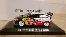NOREV - CITROEN C4 WRC RALLY DE CATALUGNE 2009 S.LOEB - 1:43 SCALE 155426