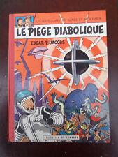 E.P. Jacobs - Blake et Mortimer - Le Piège Diabolique - EO belge - 1962 - TTBE!!