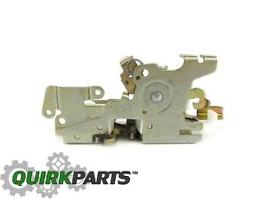 02-06 Dodge Sprinter PASSENGER RIGHT SIDE FRONT DOOR LATCH LOCK OEM NEW MOPAR