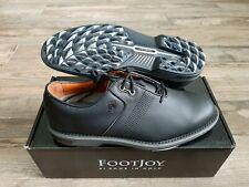 NEW Mens 2021 FootJoy Dryjoys Premiere Golf Shoes Black 9.5