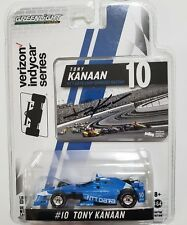 Greenlight 2017 Indy 500 Tony Kanaan #10 Autographed Signed 1:64 Scale COA