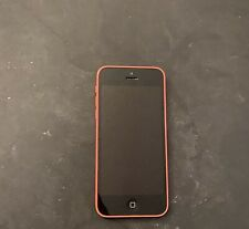 Apple iPhone 5c - 8GB - Pink Unlocked) Excellent Condition