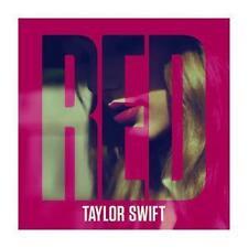 Taylor Swift - Red 22 track Double deluxe CD  + Ed Sheeran Lightbody Snow Patrol