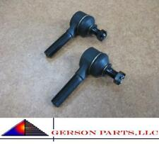 2 Outer Tie Rod Ends ! Low Price High Quality ! NEW