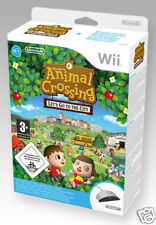 Videogame Animal Crossing +  Speak WII
