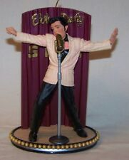 Elvis Presley Carlton Cards Musical Ornament Nib