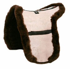 Autres articles d'équitation marron mouton