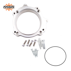 Hellcat Throttle Body to 5.7L/6.1L Intake Adapter Dodge Charger Challenger 90mm