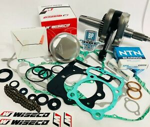 CR250R CR 250R Rebuild Kit Complete Motor Rebuilt Top Bottom End '92-96 Wiseco