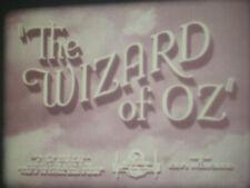 THE WIZARD OF OZ 1939 SUPER 8 COLOUR SOUND 400FT CINE FILM 8MM JUDY GARLAND