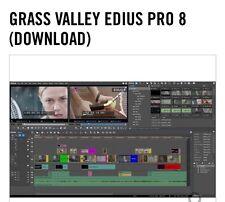 Grass Valley EDIUS PRO 8 (Download)