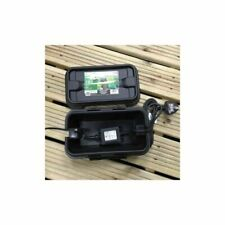 Dri-Box Waterproof Garden Box Small Black - Electrical - Dry Cables - Silicone