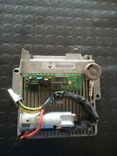 Kit centralina motore renault twingo  prima serie 1.2 B ( cod : 7700103919)