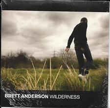 CD CARTONNE CARDSLEEVE COLLECTOR 9T BRETT ANDERSON WILDERNESS 2008 NEUF SCELLE