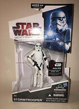 Star Wars Legacy Collection Stormtrooper Bd46 2009 YVH-1 Leg