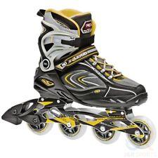 Roller Derby Aerio Q-80 Inline Skates - Black / Yellow