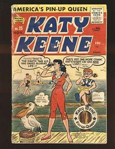 Katy Keene # 25 Good Cond.