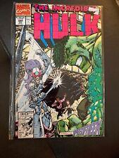 The Incredible Hulk Volume 1 #388 (Dec 1991, Marvel) Introducing Speedfreak