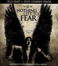 Nothing Left to Fear (Blu-ray/DVD, 2013, 2-Disc Set)