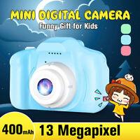1080P HD Children Mini Digital Camera Kids Toys 2.0'' LCD Camcorder XMAS Gift