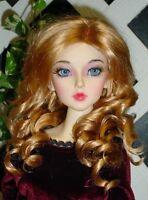 "Monique Gold Wig ""Paige"" Size 4/5 in Golden Reddish Blonde"