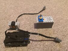 Lego Train Motor, battery pack & receiver