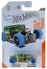 Hot Wheels ID Chase Bone Shaker 5/8, green