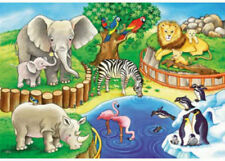 Ravensburger In The Zoo 2 x 12 pieces Jigsaw Puzzles