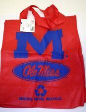 "Ole Miss Rebels  Team Beans ""Team Reusable Bag"" Mississippi University"