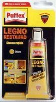 Pattex Legno Restauro Stucco Rapido x legno chiaro o scuro 80 gr pronta consegna